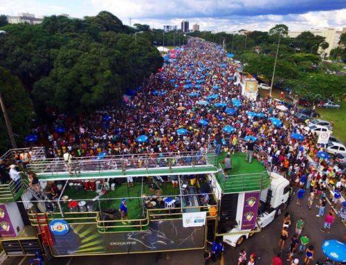 Bloco dos Raparigueiros faz campanha por um carnaval seguro e da paz