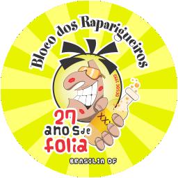 Bloco dos Raparigueiros Logo