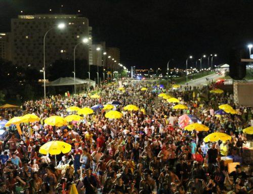 Diretoria do Bloco dos Raparigueiros festeja sucesso do Carnaval 2020
